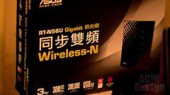 华硕RT-N56U同步双频Gigabit无线路由器