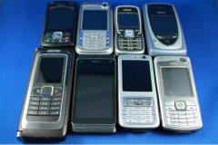 Symbian十周年 那些年我们追过的经典诺基亚手机