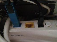 光猫只有一个网线接口怎样接路由器