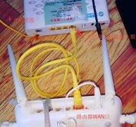 光纤猫和路由器的连接方式